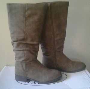 🌟New🌟Steve Madden Youth Tall Brown Boots